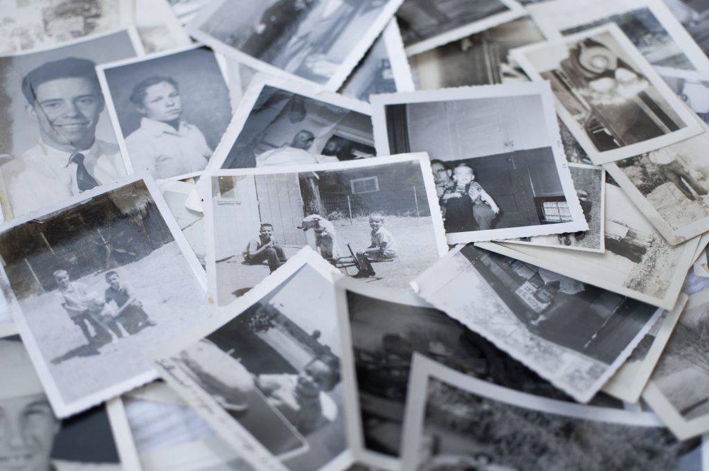 Family Photos, Kindred Press, Family History