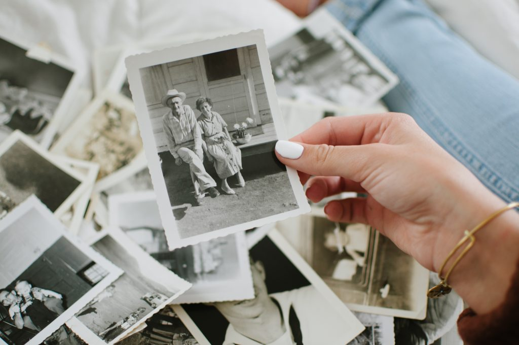 Family History, Journaling, Kindred Press, Family Pictures