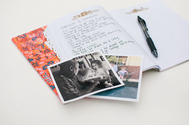 Journal and Photos